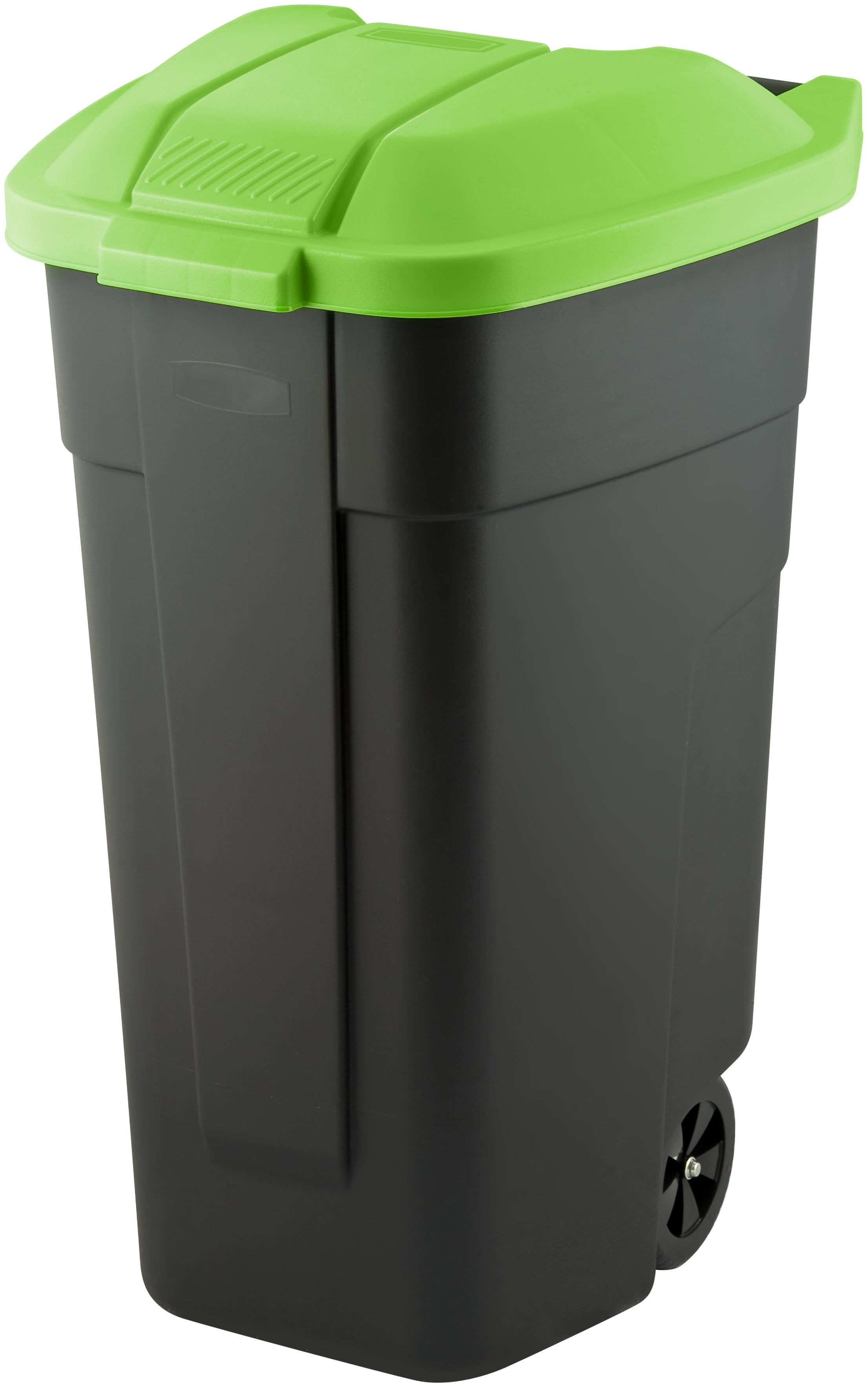 Bardzo dobra Pojemnik 110L na szkło, papier, plastik - pojemniki-sklep.pl QR71